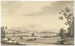 North View of Savendroog from Maugree.